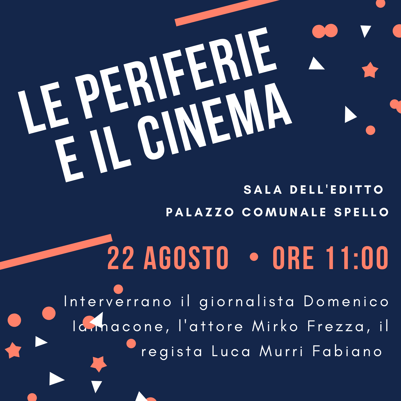 Le Periferie e il Cinema 1
